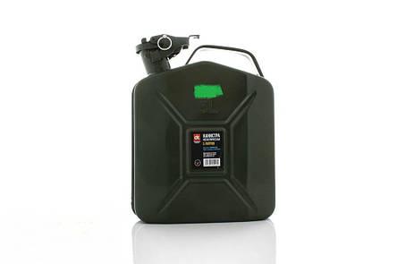 Канистра для бензина Дорожная карта LD-YG-L5 5 литров, фото 2