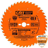 Пильный диск CMT 160x20/16x24z K1.7x1.1 (271.160.24H) ITK PLUS для универсального реза, фото 1