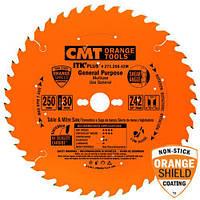 Пильный диск CMT 210x30/25x36z K1.8x1.2 (271.210.36M) ITK PLUS для универсального реза