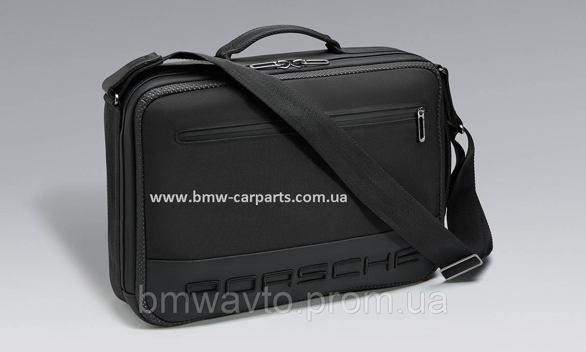 Сумка-рюкзак Porsche 2 in 1 Messenger Bag & Rucksack – 911