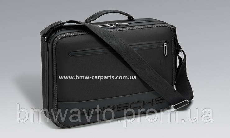 Сумка-рюкзак Porsche 2 in 1 Messenger Bag & Rucksack – 911, фото 2
