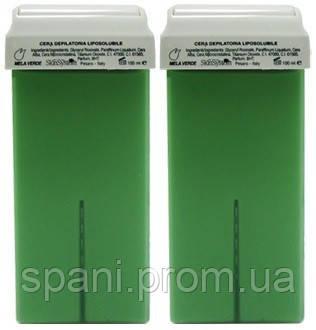 Skin System, Віск касетний з екстрактом зеленого яблука, Італія, 100 мл