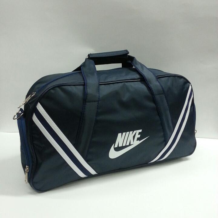 e38452be3652 Сумка спортивная, дорожная 135-1 , Nike , синяя ,(маленькая).26 л ...