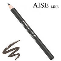 Aise Line Карандаш для бровей № 403 (Тёмно-серый), фото 1
