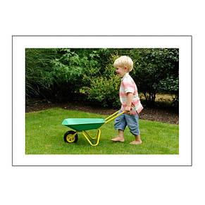 Тачка металлическая детская Rolly Toys 271900, фото 2