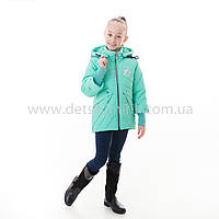 """Детская  куртка демисезонная """"Зоряна"""" для девочки ,новинка 2018 года, фото 1"""