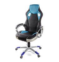 Кресло геймерское ГРИГ PL TILT ECO синий