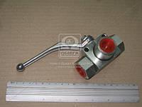 Кран шаровой гидравлический 3х ходовой 1/2x1/2x1/2 (Агро-Импульс.М.). 1/2*1/2*1/2