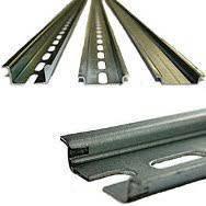 DIN-рейка e.din.stand.rail.101, 25см, для монтажа оборудования в электротехнических и распределительных щитах.