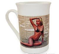 Кружка-чашка хамелеон Стриптиз 1