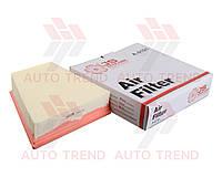 Фильтр воздушный SEAT Cordoba 3 (6L2), Ibiza MK 4, Toledo 4, SKODA Fabia, Praktik, Roomster, VW Fox, Polo 4, Polo 5 (6R) (JS Asakashi). A0191