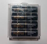 Комплект Аккумуляторов (4 шт) Fujitsu Pro AA (min 2450 mAh), HR-3UTHC, аналог eneloop pro