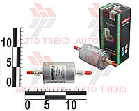 Фильтр топливный DAEWOO/CHEVROLET AVEO/LANOS/NUBIRA/LACETTI/ AVEO II (KAMOKA). F300201