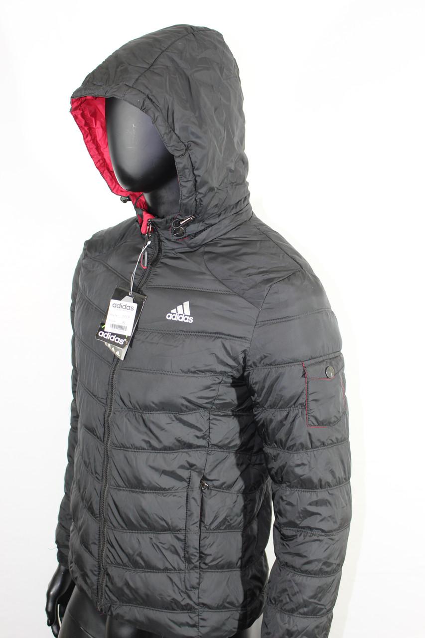 c1a443c2a Мужская демисезонная куртка Адидас 2018 - Интернет-магазин