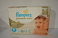 Подгузники Pampers premium care Size 6 , 42 Pcs
