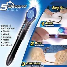 Лазерний клей, ультрафіолетовий клей, рідкий фіксатор,гарячий клей 5 Second Fix