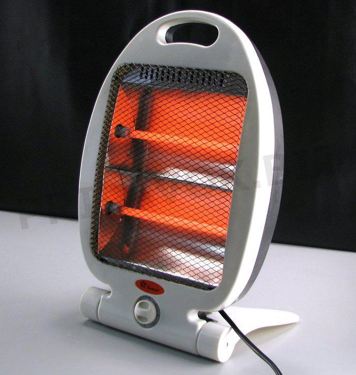 Инфракрасный обогреватель кварц Domotec экономичный электрообогреватель
