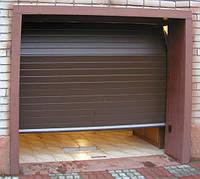 Гаражные секционные ворота Alutech 2500*2250мм
