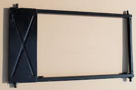 Рамка кріплення радіатора ZAZ Sens / ЗАЗ Сенс, Z-T1301-1302010