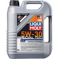 Синтетическое моторное масло Liqui Moly Special Tec LL / OPEL 5W-30 5л.
