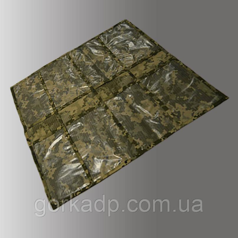 Несессер / хозпакет армейский украинский пиксель мм 14 на 8 карманов