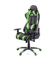 Кресло геймерское ХОРНЕТ PL RL ECO зеленый