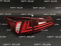 Задние Led фонари Lexus IS 06-12
