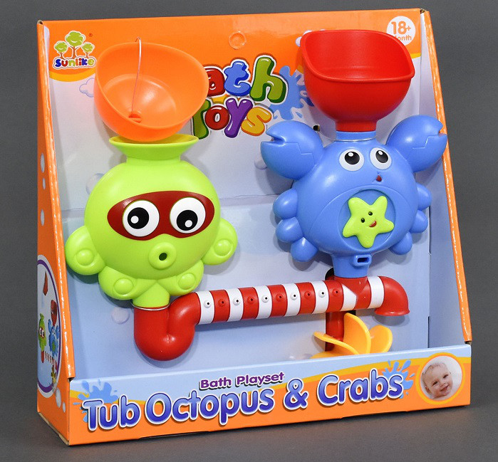 Игрушка для ванной Водопад SL 87010