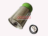 Фильтр масляный (вкладыш) Mercedes 190 83'-93'; C 93'-00' E (W124) 93'-95';T1 88'-96 (KAMOKA). F101801