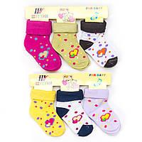 Носочки детские для девочки Шугуан с351-5