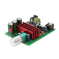 Аудио усилитель TPA3116D2, 100Вт сабвуфер, фильтр НЧ, D класс