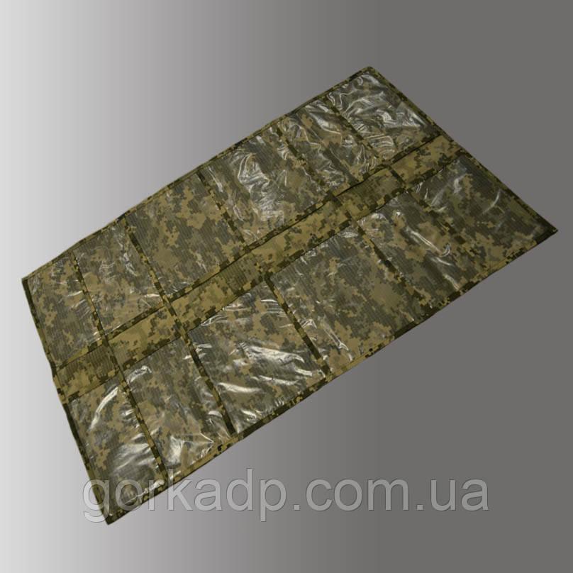 Несессер / хозпакет армейский украинский пиксель мм 14 на 12 карманов