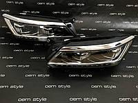 Передняя оптика Volkswagen Passat B8 USA 15-17
