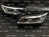 Передняя оптика фары Volkswagen Passat B8 USA 15-17, фото 1