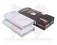Фильтр салона уголный Renault Laguna III 07'-> (KAMOKA). F507601