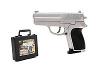 Пистолет CYMA ZM01A с пульками металический копия настоящего Киев