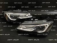Передняя оптика фары FULL LED Volkswagen Jetta 10-16