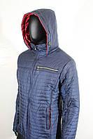 Весення куртка с красными вставками  новая модель купить, фото 1
