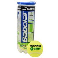 Теннисные мячи Babolat Green X3