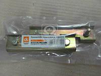 Кронштейн брызговика ВАЗ 2101 заднего (пара + винт+болт) (Дорожная Карта). 2101-8404320-10