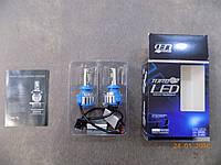 Набор автомобильных светодиодных (Turbo LED) ламп Н7 35W 6000 K (производство LED, Китай)