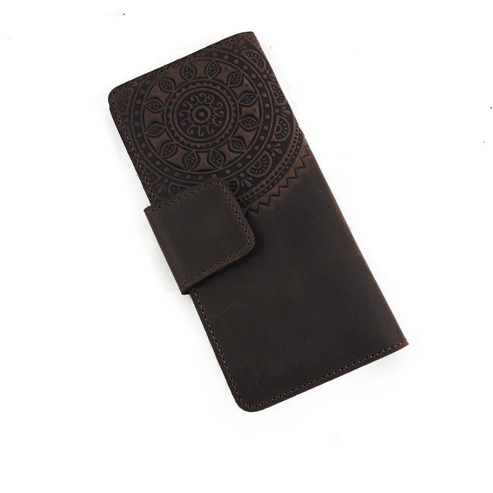 Молодежный кошелёк в этно стиле