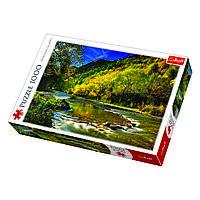 Пазл Река Эрроу, Новая Зеландия, 1000 элементов, TFL-10317, Trefl