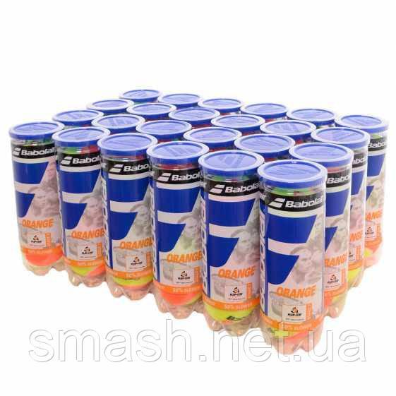 Теннисные мячи Babolat Orange*3 72 мяча