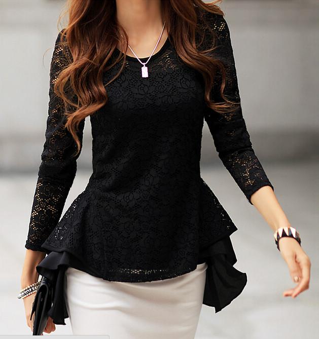 Женская блуза  AL-7729-10
