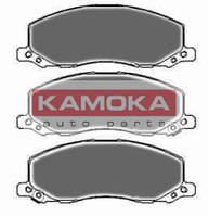 Колодки тормозные передние Opel Insignia 08'-> (KAMOKA). JQ101125