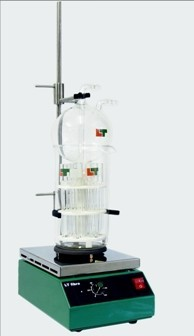 Установка для определения клетчатки LT fibre
