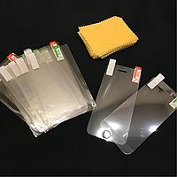 Комплект защитной пленки на iphone 5 5s 5se глянцевая