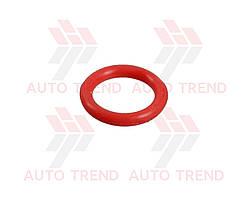 Кольцо уплотнительное болта крышки клап. CHEVROLET LACETTI/EVANDA DOHC (красное) (KAP). 90411826