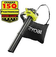 Бензиновый пылесос-воздуходувка 26 см³ RBV RYOBI RBV26B